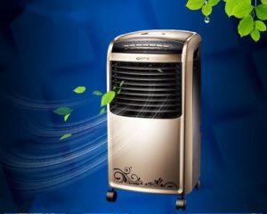 谨慎使用空调扇,谨防湿气缠身