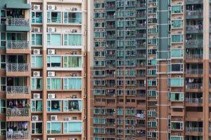 为什么香港的房屋很多没有阳台?