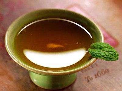 湿气重和什么茶好呢