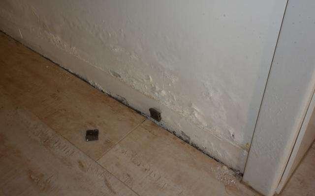 如何整治一楼的潮湿问题