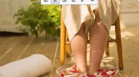 泡脚去湿气的方法